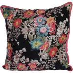 cushion-bloom-black